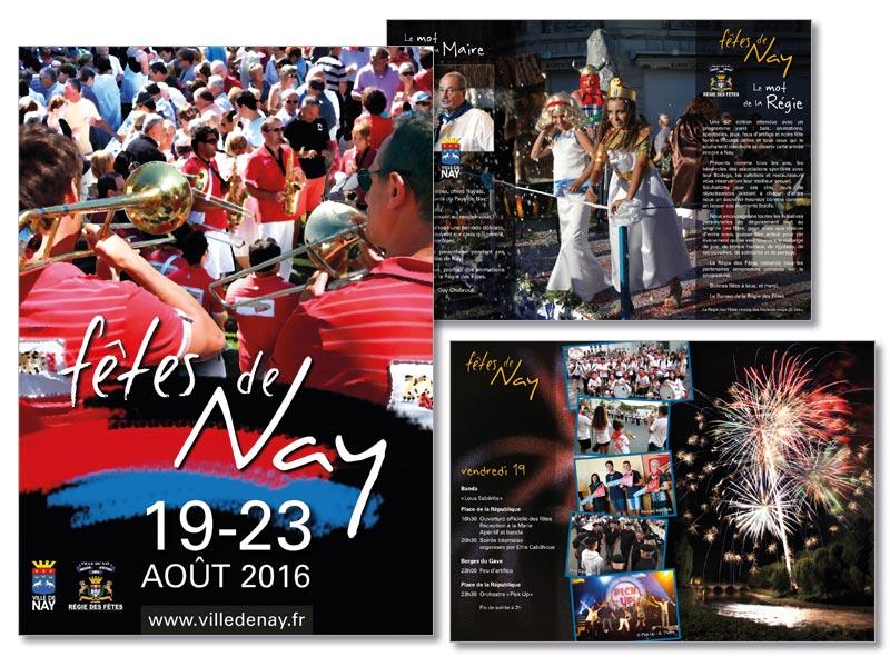 Fêtes de Nay 2016