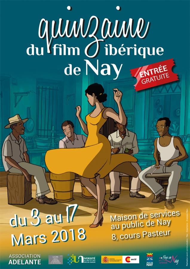 5ème quinzaine du film ibérique
