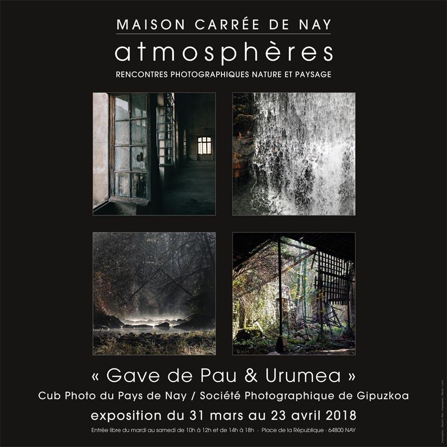 exposition « Gave de Pau & Urumea » à Nay