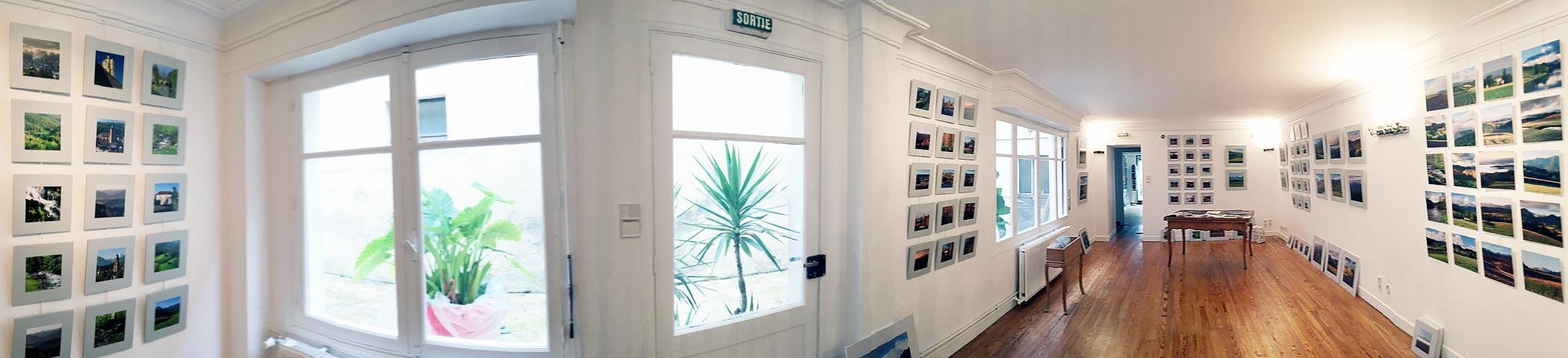 atelier salle d'exposition photographe stockli